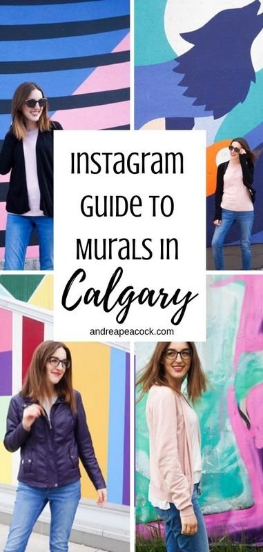 Instagram Guide to Murals in Calgary, Alberta