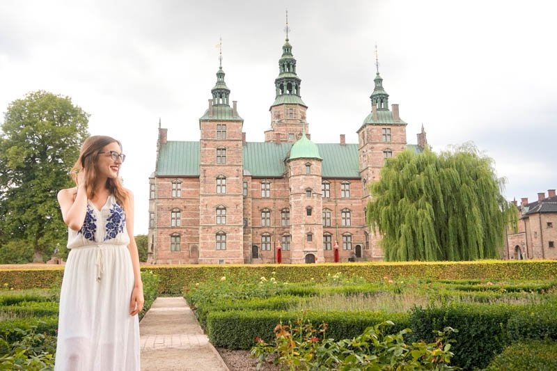 Rosenborg Castle is a renaissance castle in Copenhagen, Denmark and is a must-visit as part of a two-day Copenhagen itinerary.